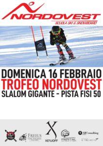 Gara sci FIE 16-02-2020